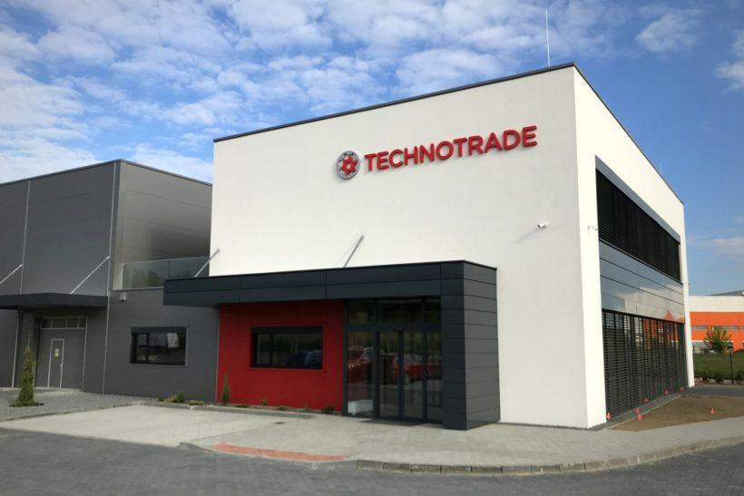 Technotrade budova